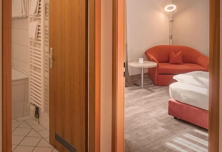 Hotel Kastanienhof, Erding, Numeris šeimai, 2 miegamieji, Svečių kambarys