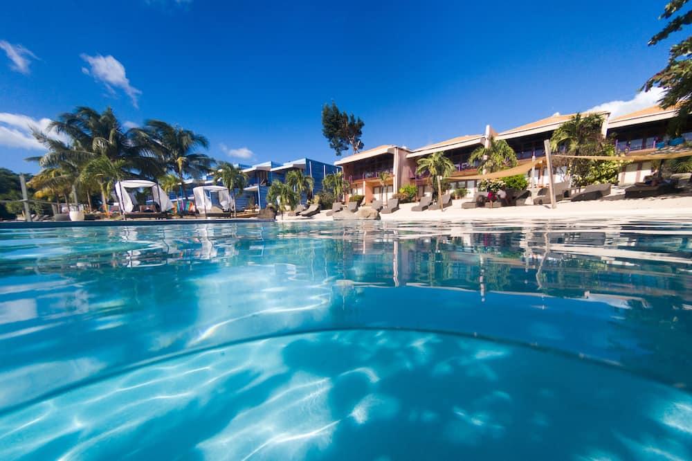 Vila typu Club, 2 spálne, výhľad na bazén - Vonkajší bazén