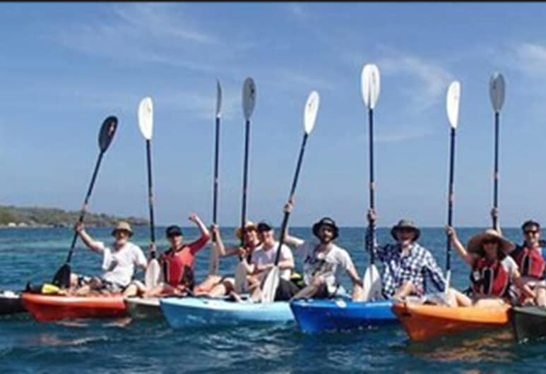 Siesta Hotel, St. George's, Kayaking