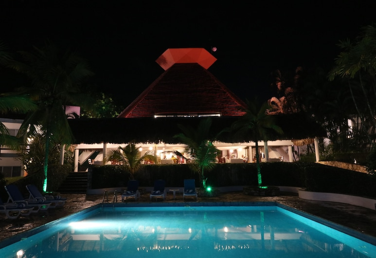 Mision Palenque, Palenque, Outdoor Pool