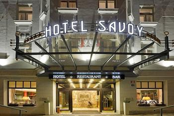 Praga — zdjęcie hotelu Hotel Savoy