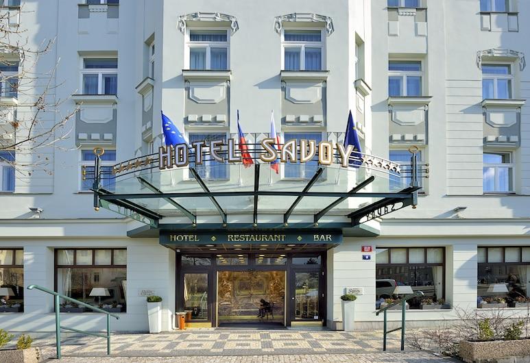 Hotel Savoy, Prag
