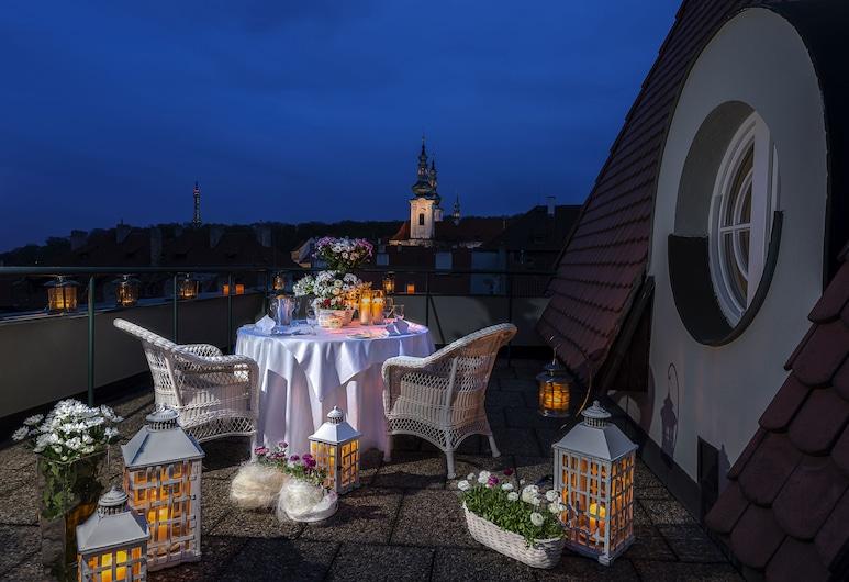 Hotel Savoy, Praha, Savoy Suite with Terrace, Linnavaade