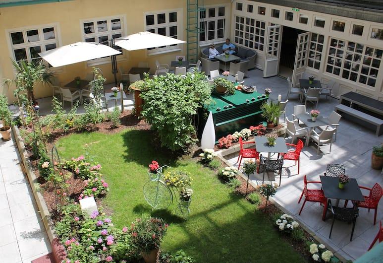 Hotel Josefshof am Rathaus, Wien, Garten