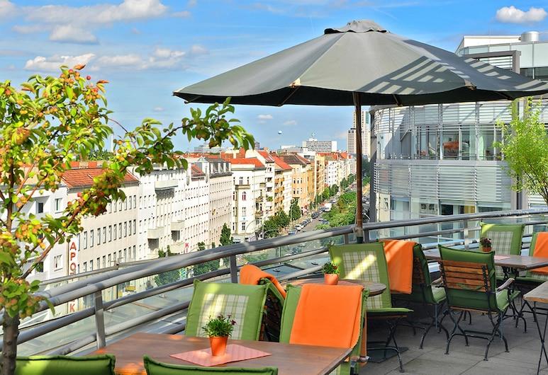 Hotel Domicil Berlin By Golden Tulip, Berlin, Terrasse/Patio