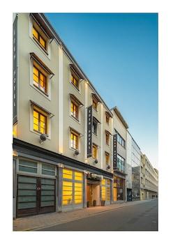 Foto van Hotel Eden Antwerp in Antwerpen