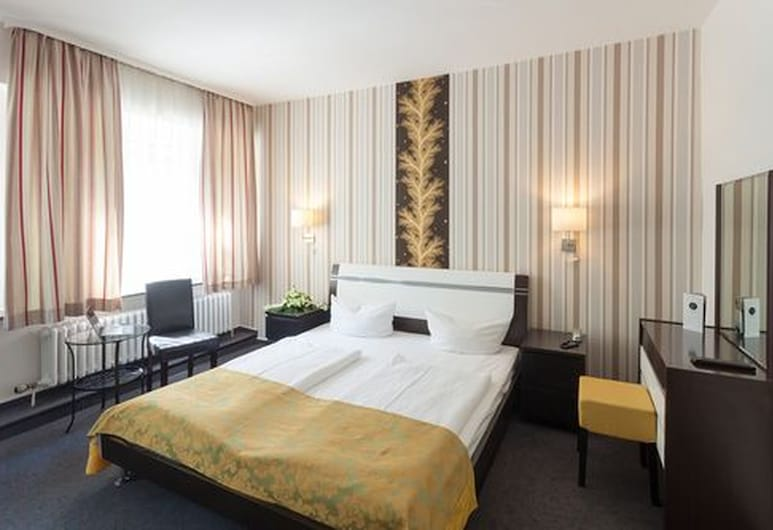 Centro Hotel City Gate, Hamburg, Standard Double Room, Guest Room