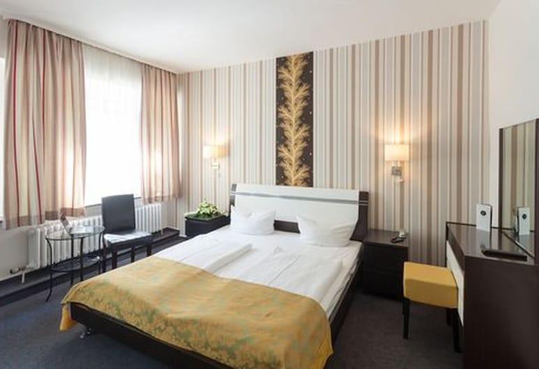 城市門中央飯店, 漢堡, 標準雙人房, 客房