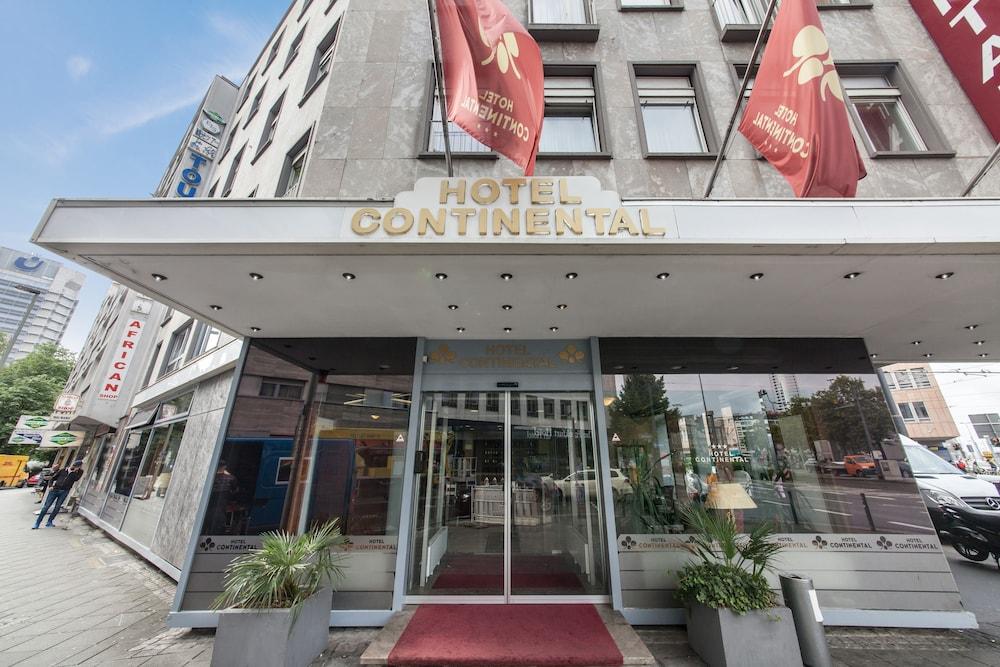 Novum Hotel Continental Frankfurt, Frankfurt