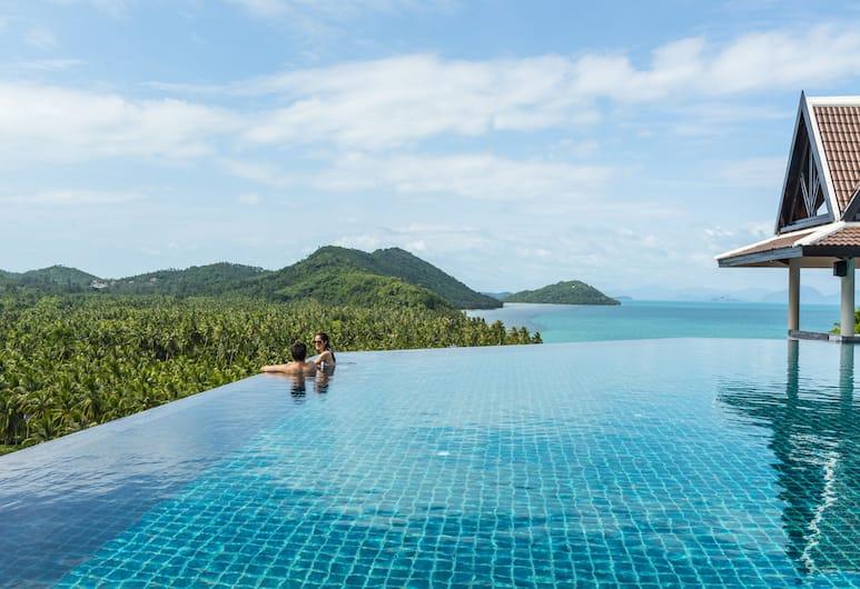 蘇梅島洲際度假村, 蘇梅島, 室外泳池