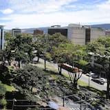 Vistas a la ciudad desde el alojamiento