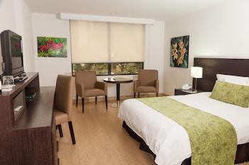 Obrázek hotelu Hotel Parque 97 Suites ve městě Bogota