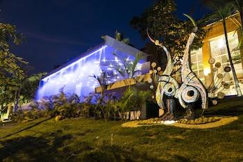Fotografia do Camino Real Hotel em Santa Cruz
