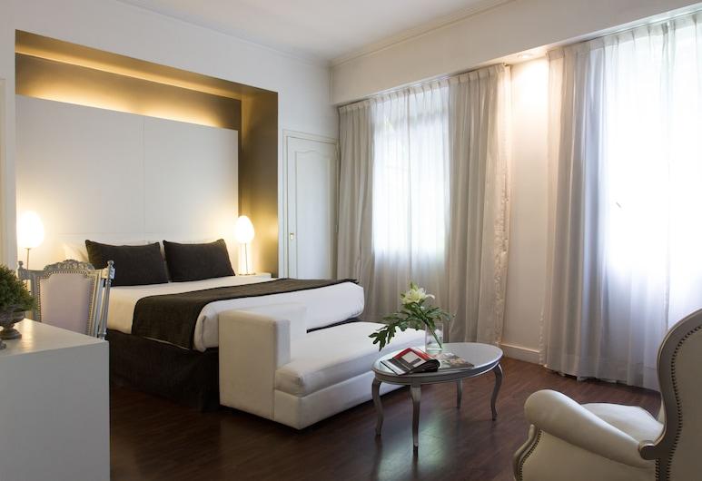 Le Cinque Lusso Recoleta, Buenos Aires, חדר סופריור טווין, חדר אורחים