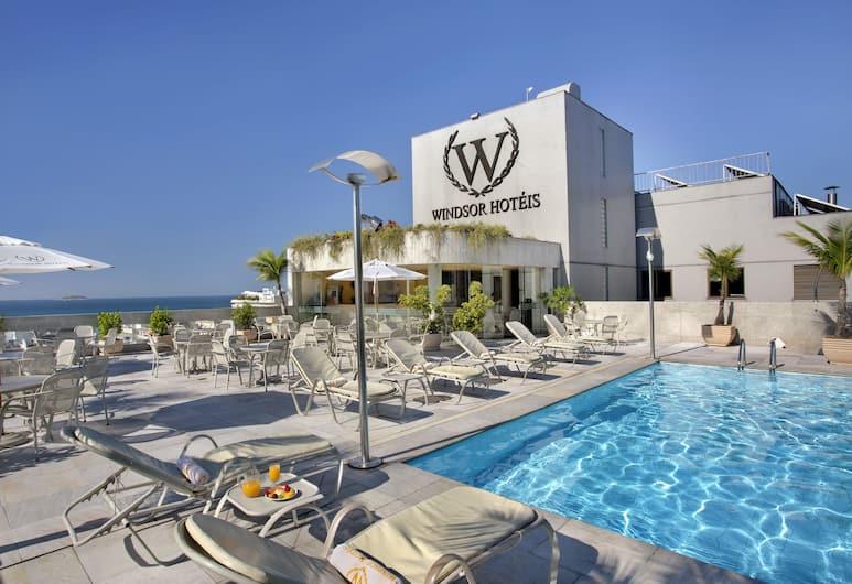 Windsor Plaza Hotel, Rio de Janeiro, Svømmebasseng