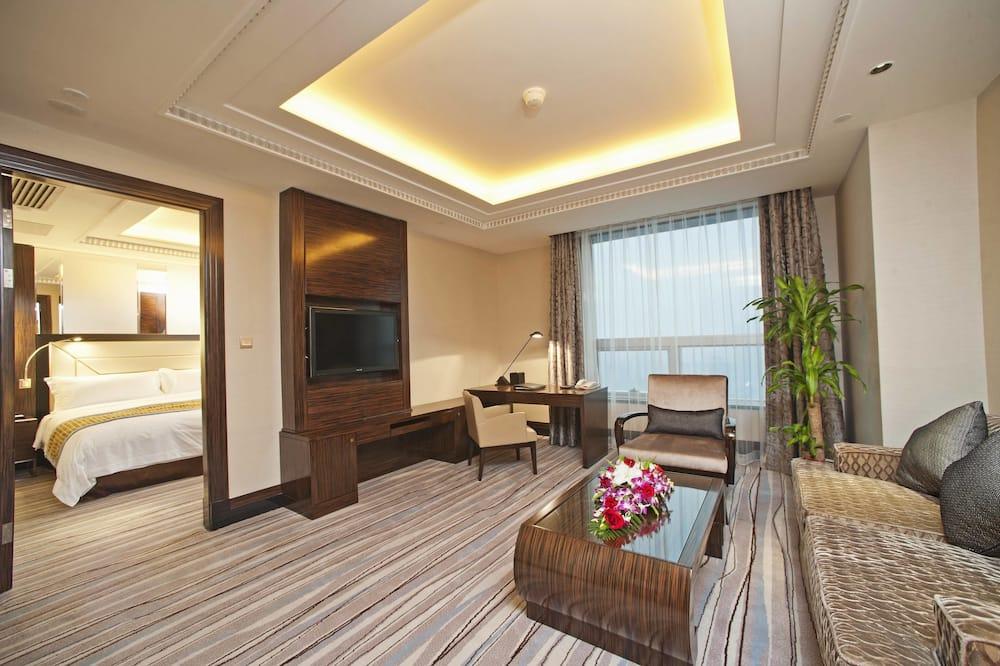 Luxusní apartmá - Pokoj
