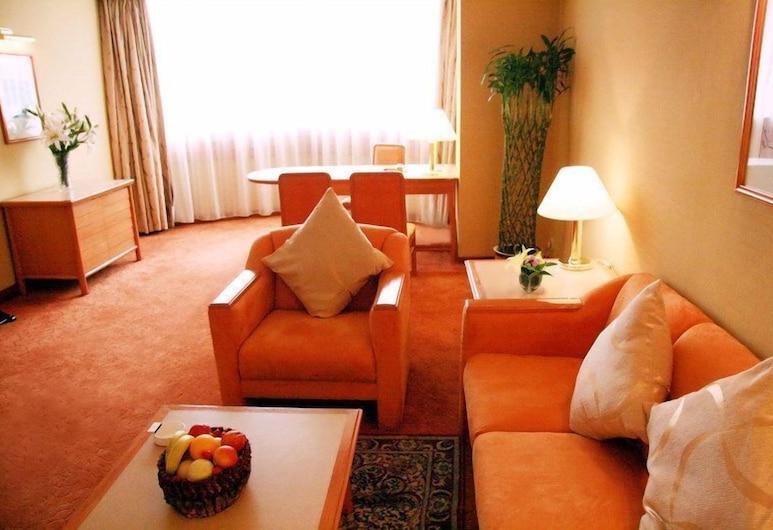 Gloria Plaza Hotel Shenyang, Shenyang, Living Area