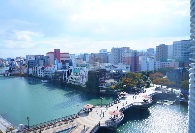 Hakata Excel Hotel Tokyu, Fukuoka, Superior sviit, suitsetamine keelatud, Vaade toast