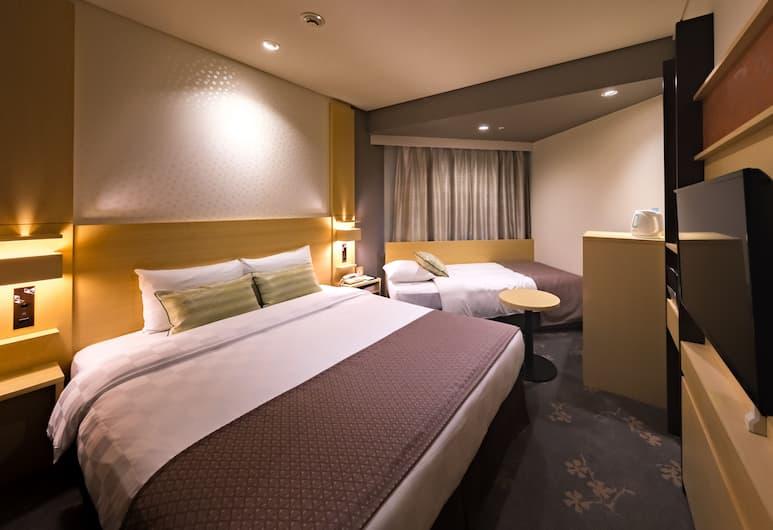 Nagoya Sakae Tokyu REI Hotel, Nagoya, Superior kahetuba, suitsetamine lubatud (Double Bed + Sofa bed, for Max 3 Pers), Tuba