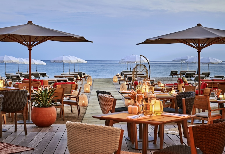 Hôtel Barrière Le Gray d'Albion, Cannes, Ranta