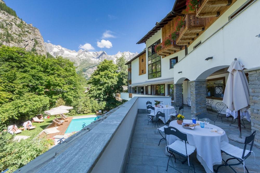 Prenota Gran Baita Hotel & Wellness a Courmayeur - Hotels.com