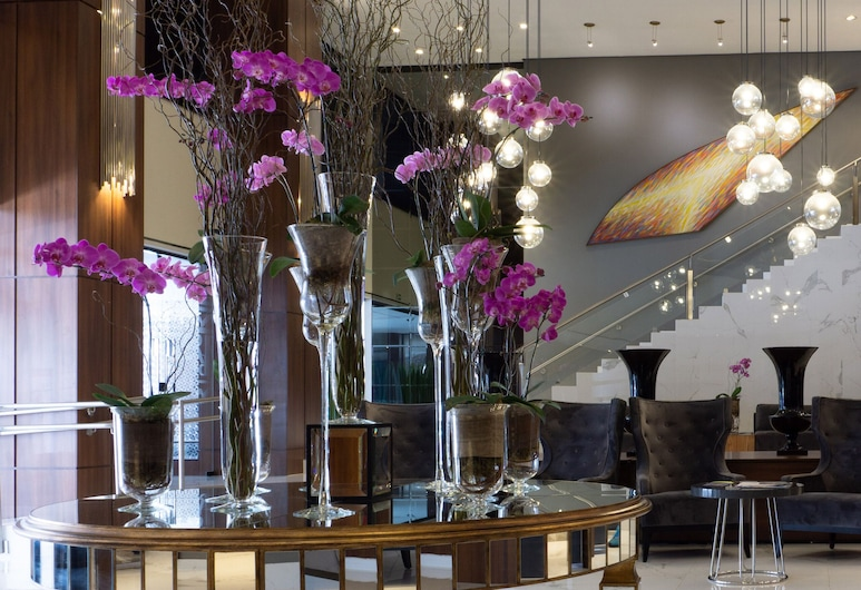 Grand Hotel Rayon by Nobile , Curitiba, טרקלין המלון