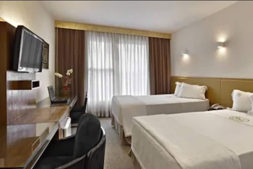 標準雙床房 - 客房景觀