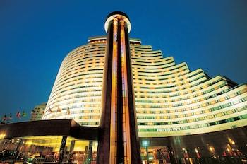 上海、ジン ジャン フア ティン ホテル & タワーズの写真