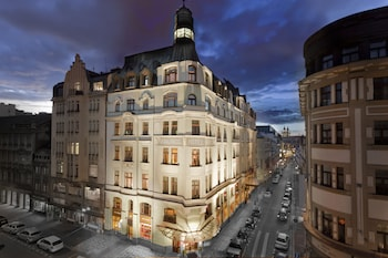 Picture of Art Nouveau Palace Hotel in Prague