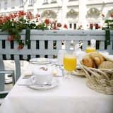 Junior-Suite - Balkon