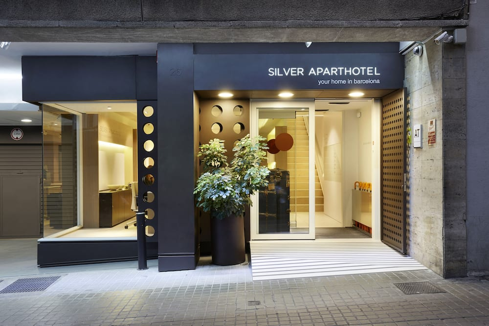Aparthotel Silver
