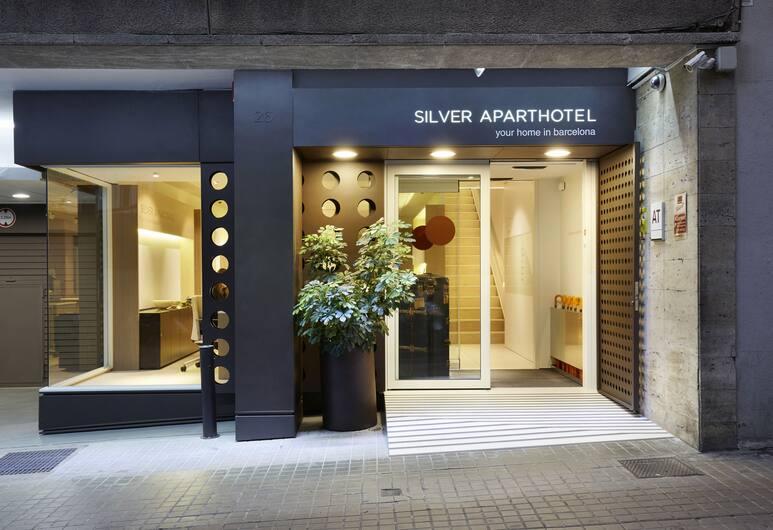 Aparthotel Silver, Barcelona, Exterior