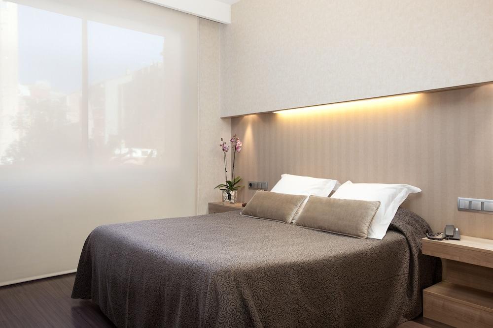 白銀公寓式酒店, 巴塞隆拿, 舒適單人房, 客房