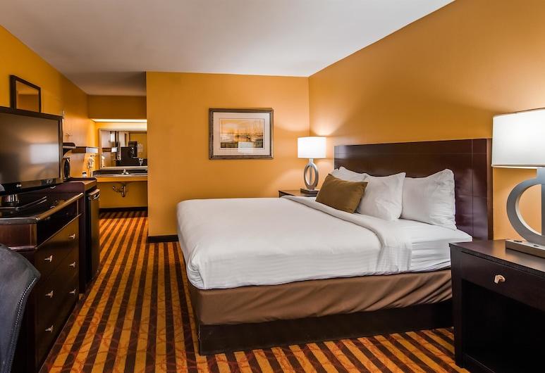 Best Western Flagship Inn, Moss Point, Standardní pokoj, dvojlůžko (200 cm), bezbariérový přístup, nekuřácký, Pokoj