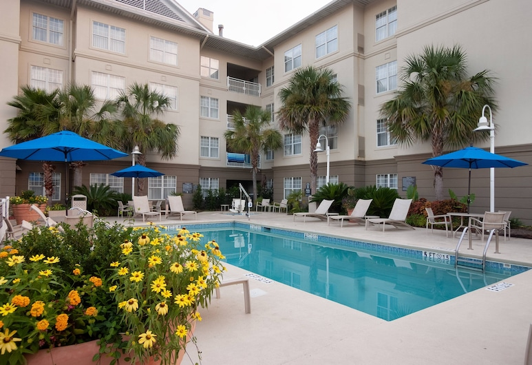 Residence Inn by Marriott Charleston Downtown/Riverview, Charleston, Piscina
