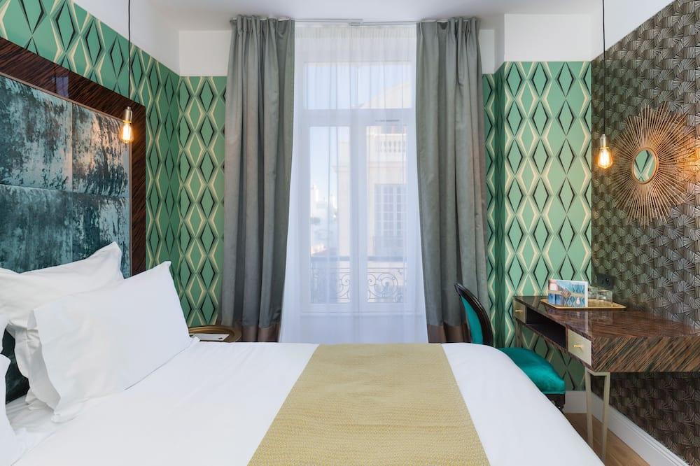 Suite, 1 Schlafzimmer, Küche, Stadtblick - Zimmer