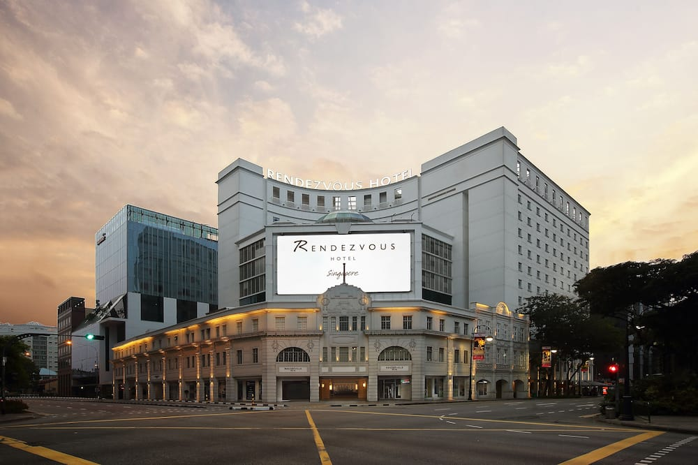 Rendezvous Hotel Singapore (SG Clean), Singapore
