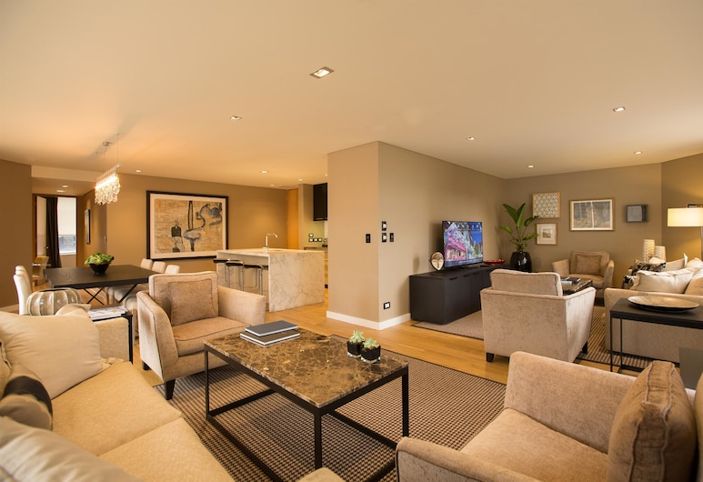 Stamford Plaza Auckland, Auckland, Governor's Suite - Two Bedrooms, Guest Room