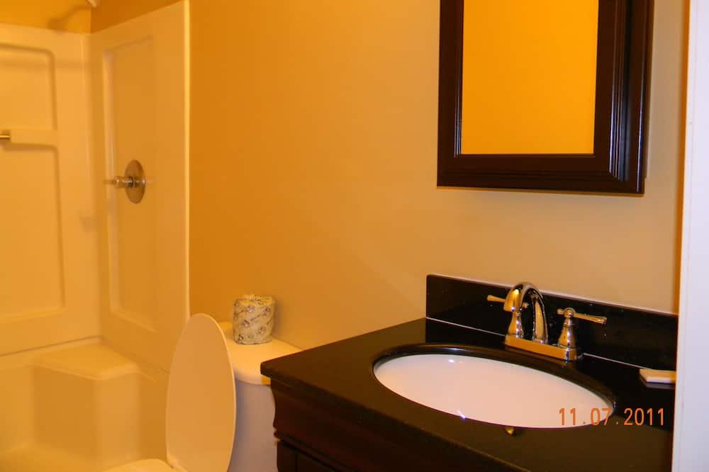 Habitación estándar, 1 cama King size, para no fumadores - Baño
