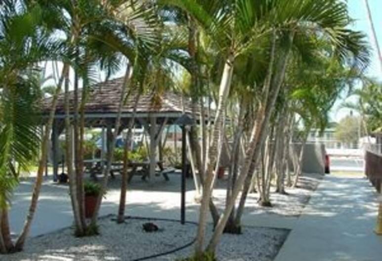 Lantern Inn & Suites, Sarasota, Hotelgelände