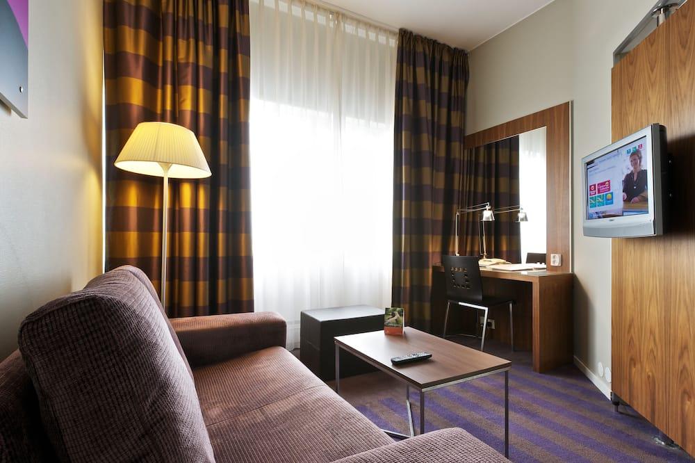 Deluxe soba, 2 kreveta za jednu osobu, za nepušače - Dnevni boravak