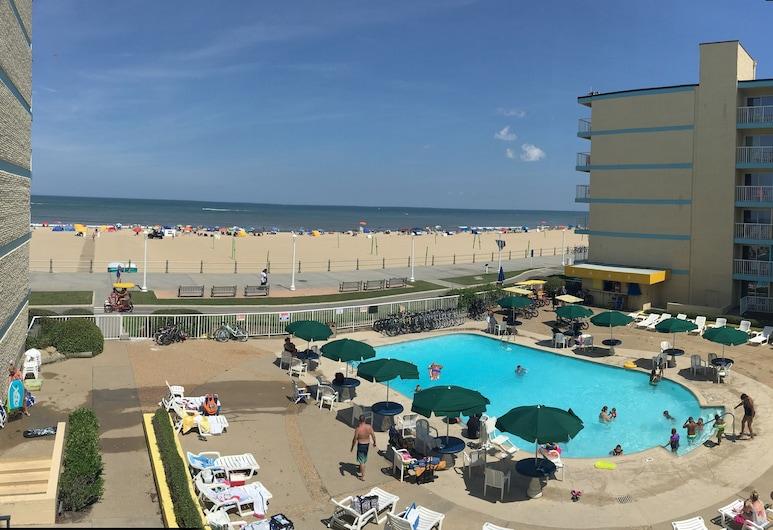 Quality Inn & Suites Oceanfront, Virginia Beach, Hồ bơi ngoài trời