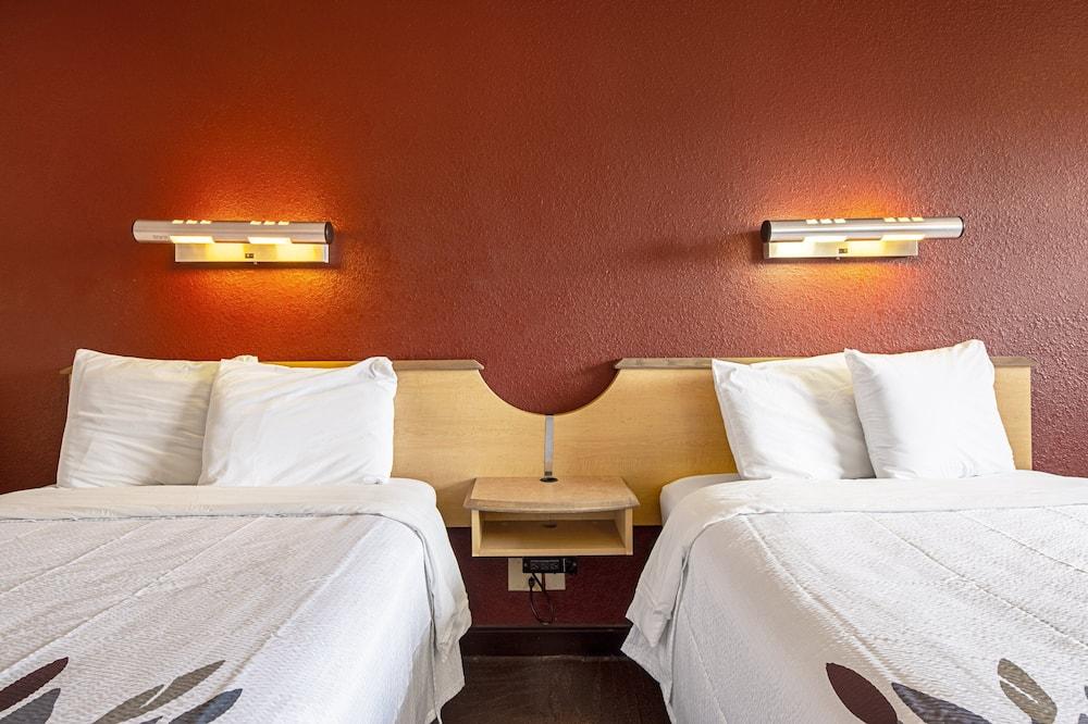 Deluxe Δωμάτιο, 2 Διπλά Κρεβάτια (Smoke Free) - Δωμάτιο επισκεπτών