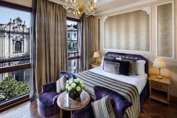 Milano bölgesindeki Baglioni Hotel Carlton resmi