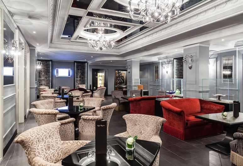 Baglioni Hotel Carlton - The Leading Hotels of the World, Milánó, Hotel lounge