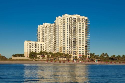 萬豪棕櫚歌手島海灘溫泉度假村/