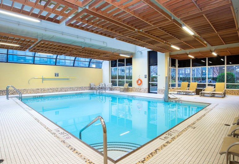 Landis Hotel and Suites, Vancouver, Piscina Interior