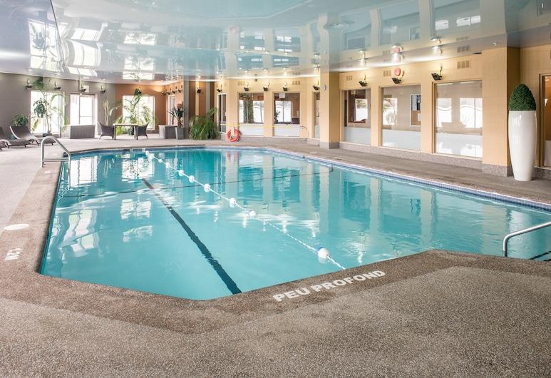 Doubletree by Hilton Gatineau-Ottawa, Gatineau, Kolam Renang Dalam Ruangan