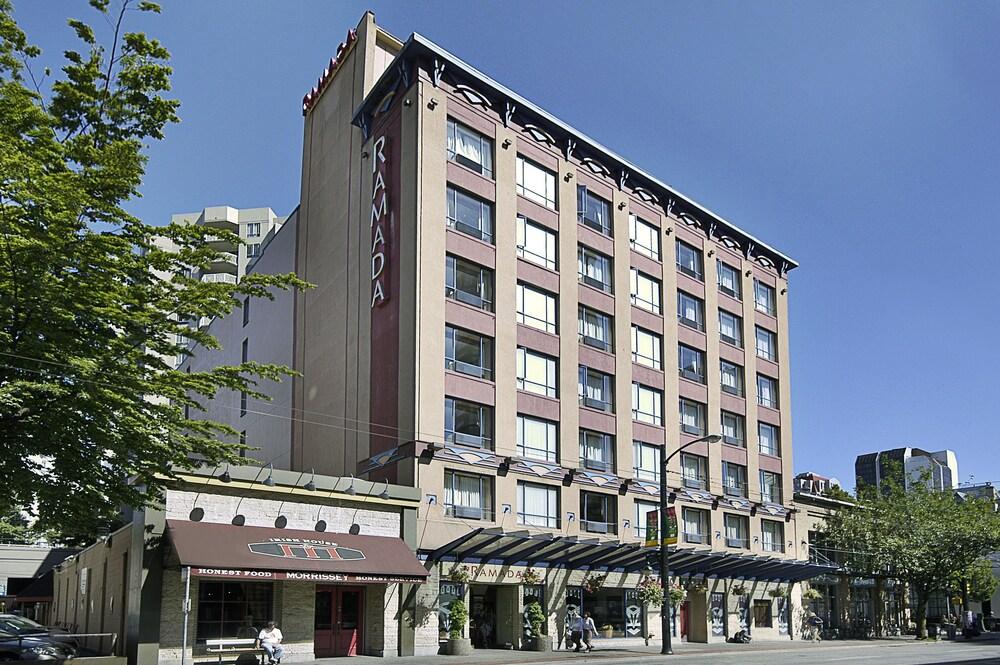 溫哥華市區華美達套房酒店, Vancouver