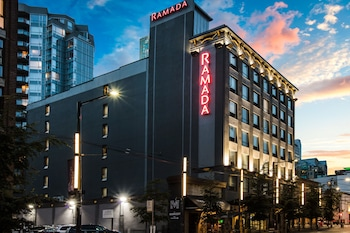 Gambar Ramada by Wyndham Vancouver Downtown di Vancouver
